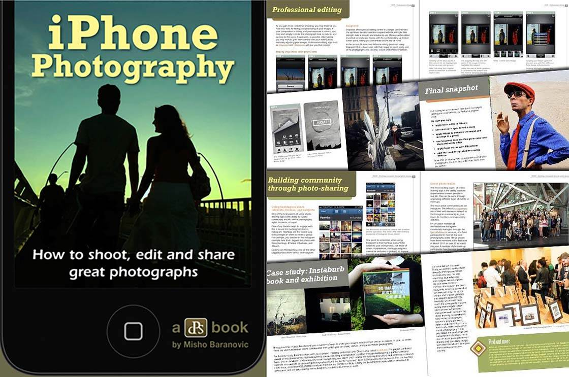 Best iPhone Photography Books 5 no script