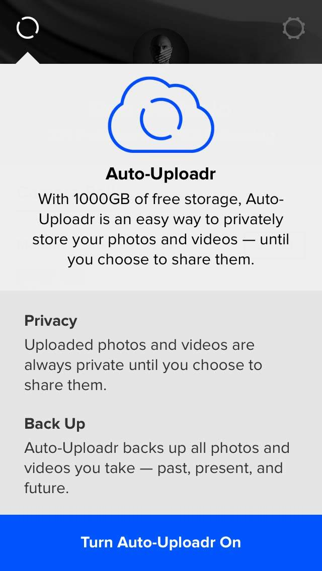 Flickr Update Offers Better iPhone Photo Sharing & Backup