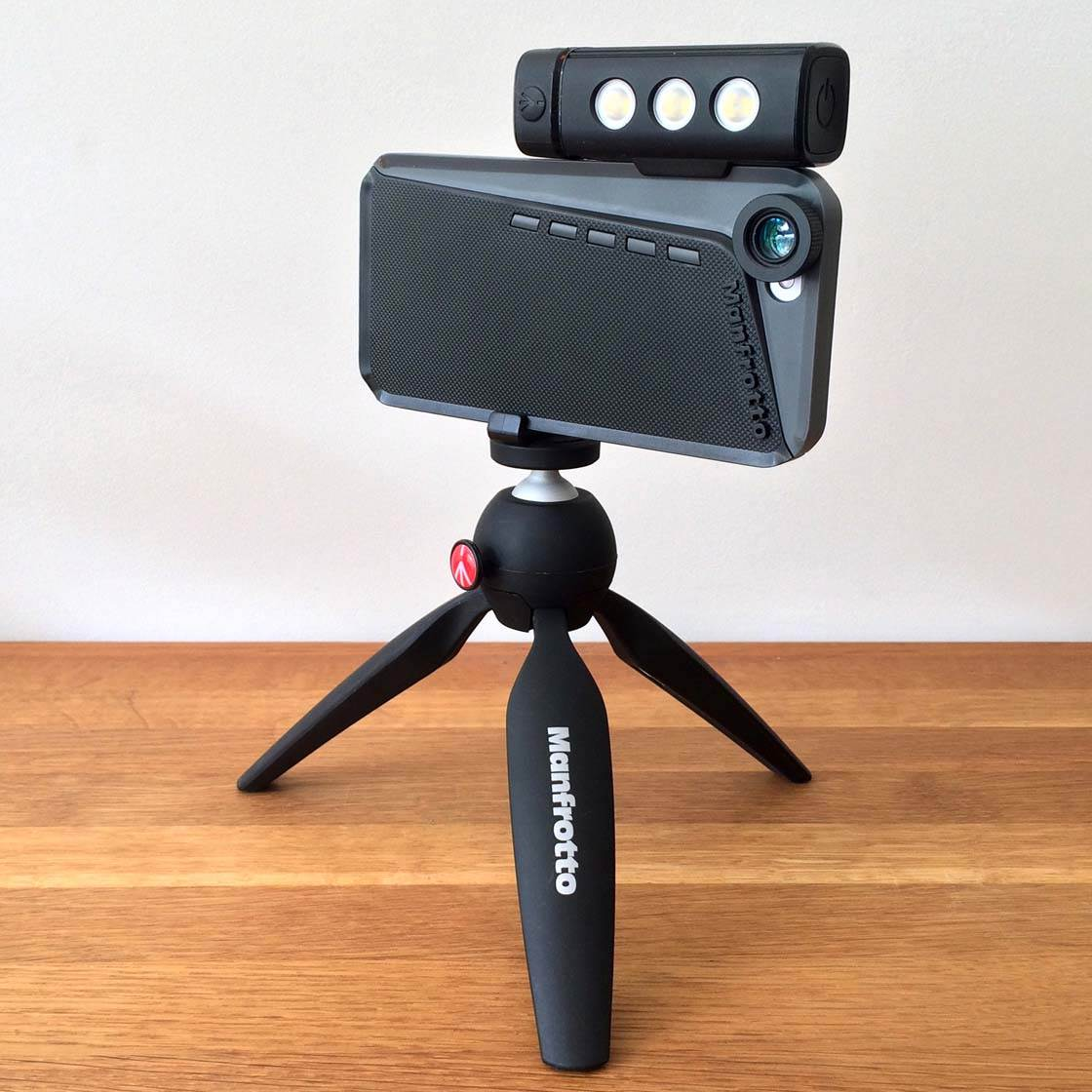 Manfrotto iPhone Klyp+ 30