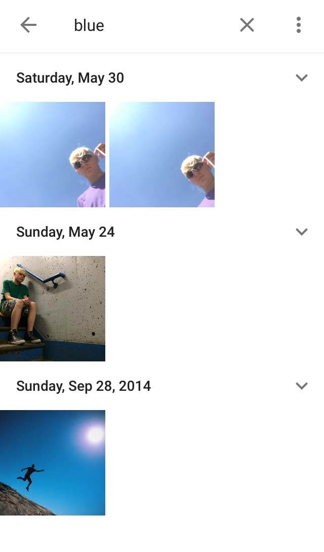 Google Photos App iPhone 6 no script