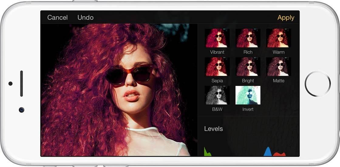 Pixelmator iPhone Editing App 3 no script