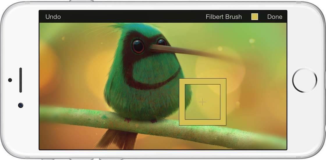 Pixelmator iPhone Editing App 4 no script