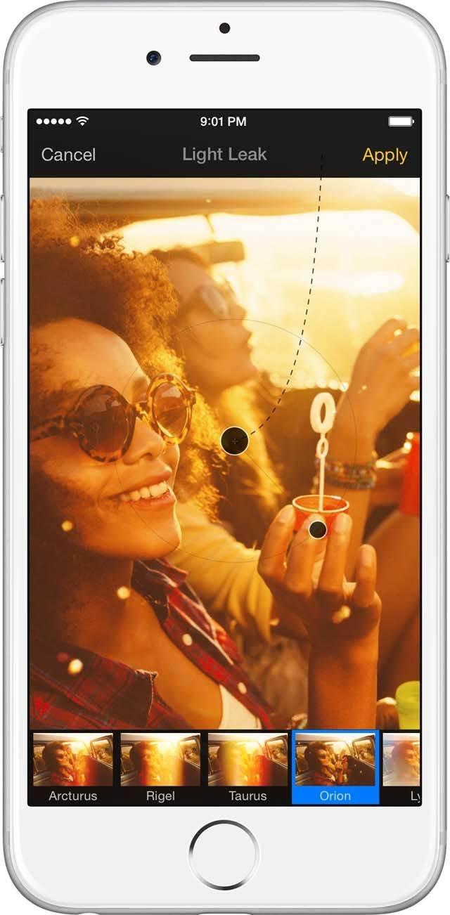 Pixelmator iPhone Editing App 16 no script