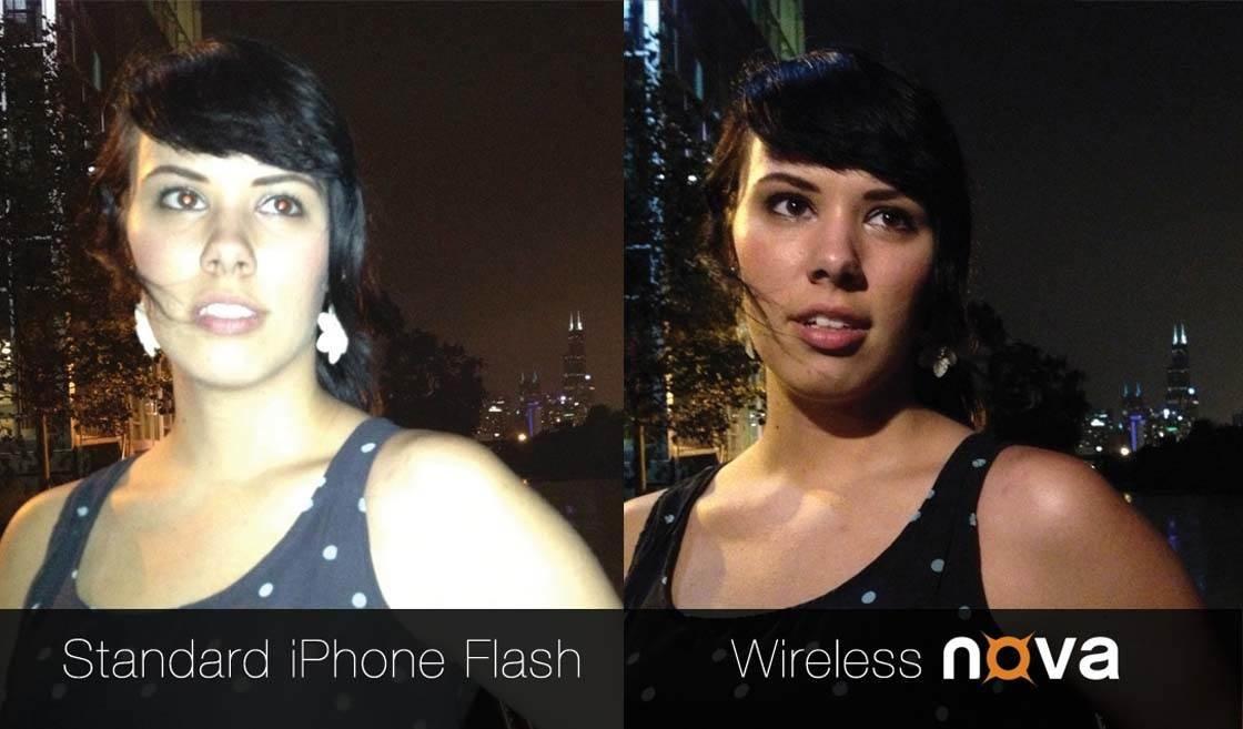 Nova Flash iPhone Photography 12 no script