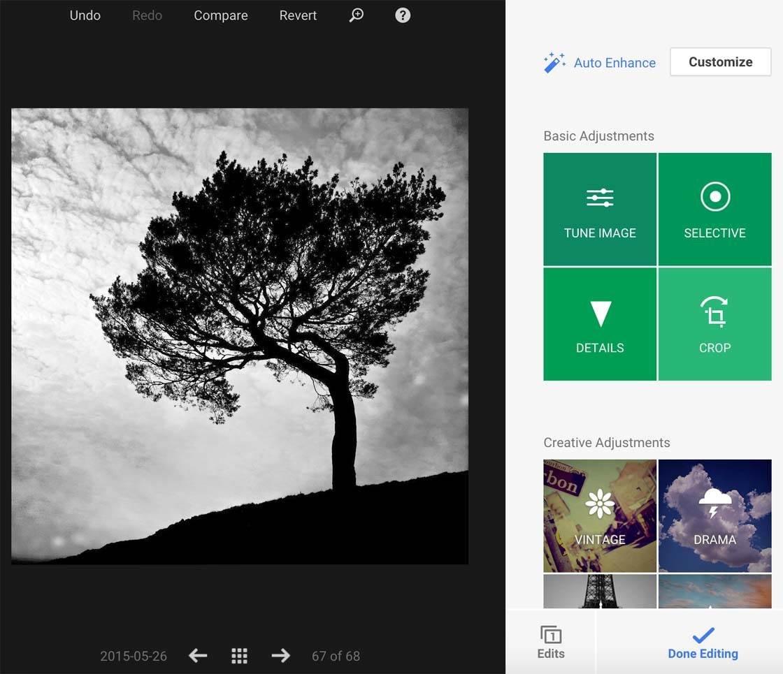 Snapseed Google Plus 18