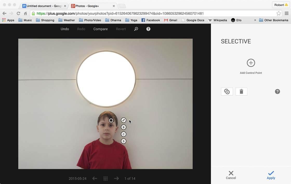 Snapseed Google Plus 6 no script