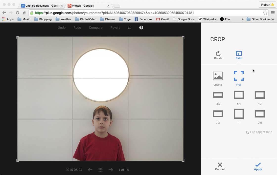 Snapseed Google Plus 8 no script