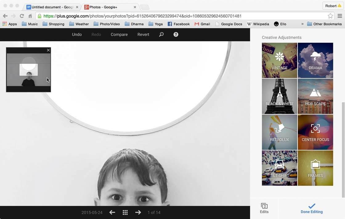 Snapseed Google Plus 15 no script
