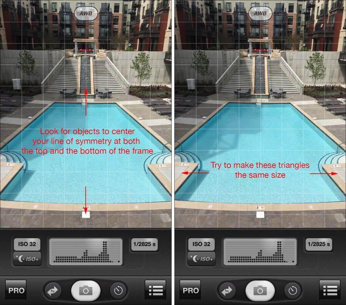 Symmetry iPhone Photography 105 no script