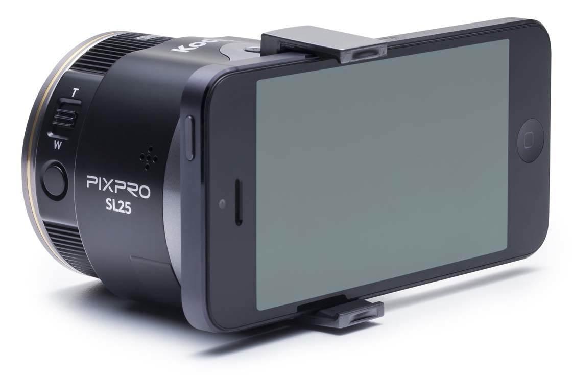 Kodak Pixpro iPhone Zoom Lens 2
