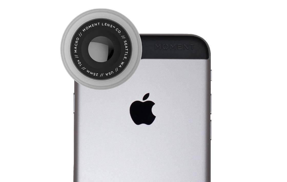 Moment Macro Lens iPhone 1