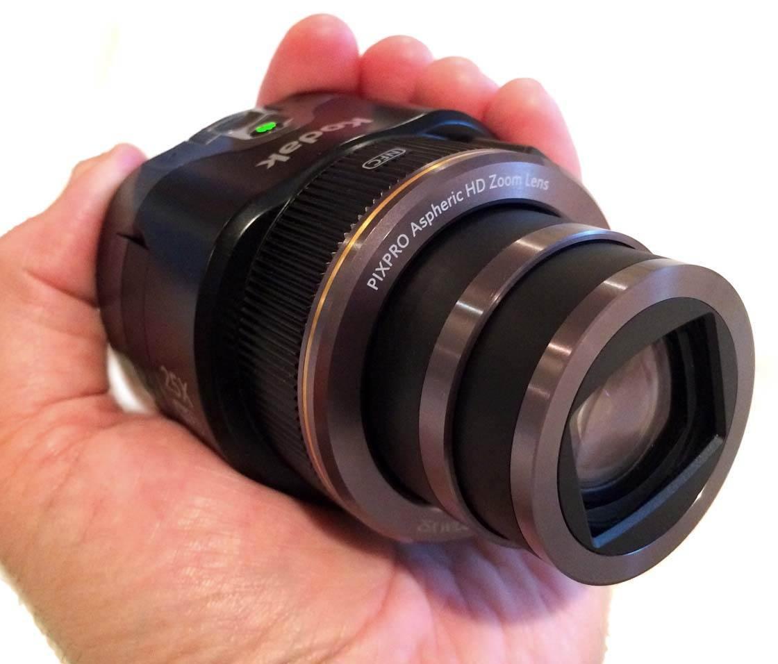 Kodak Pixpro iPhone Zoom Lens 17 no script