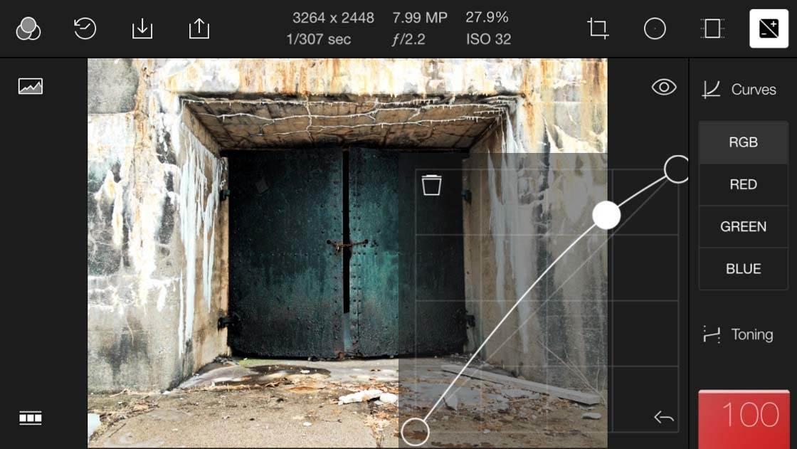Polarr iPhone Photo Editing App 10 no script