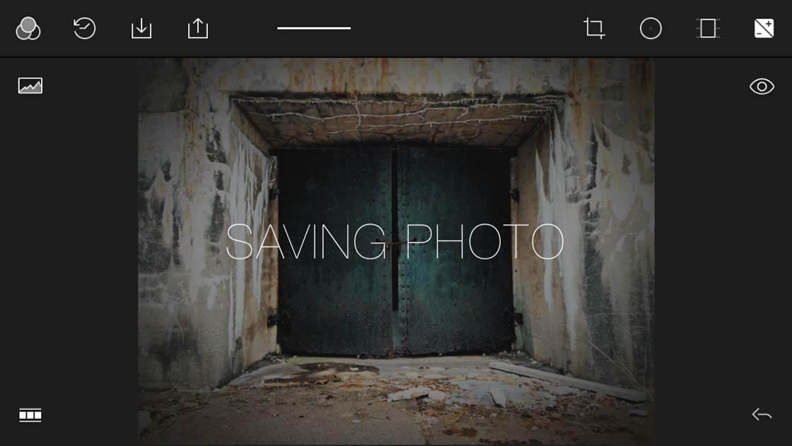 Polarr iPhone Photo Editing App 11 no script
