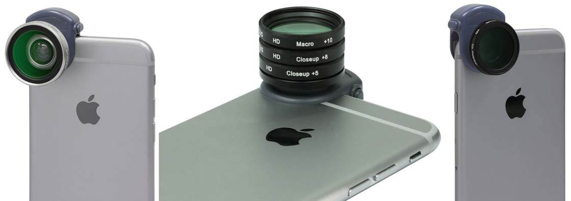 Inmacus iPhone Lenses 16 no script