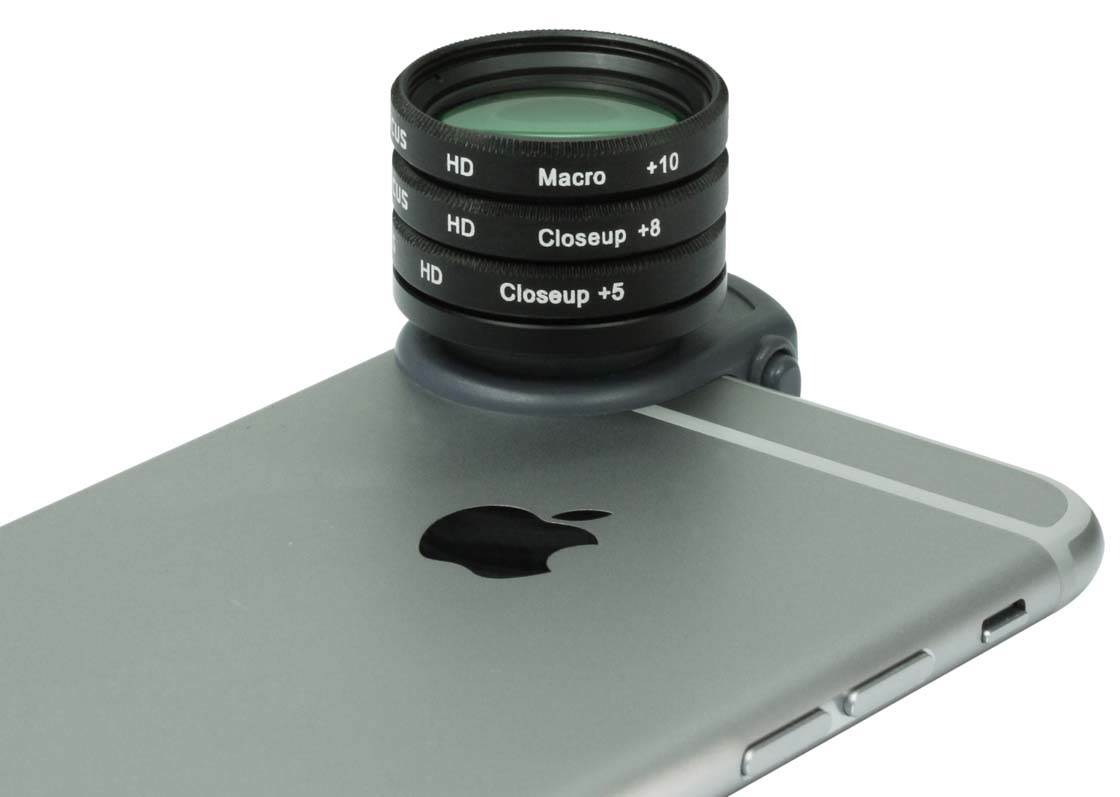 Inmacus iPhone Lenses 14 no script