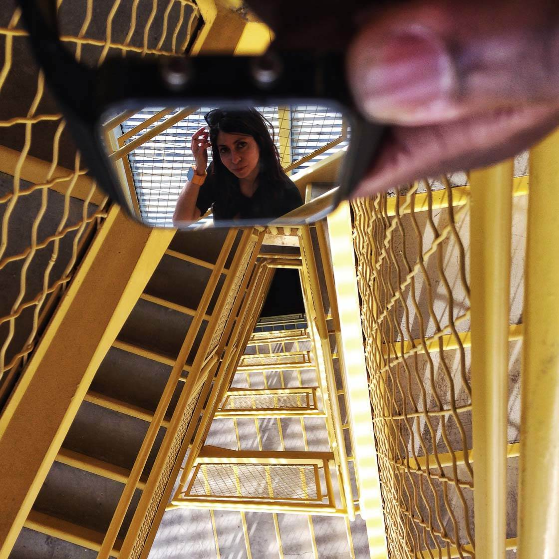 Urban Reflection iPhone Photos 34 no script