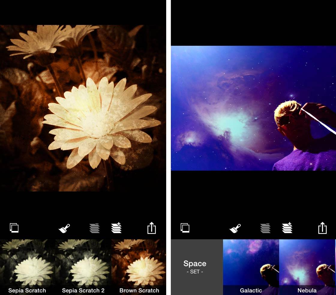 Best iPhone Photo Texture Apps 2015 6 no script