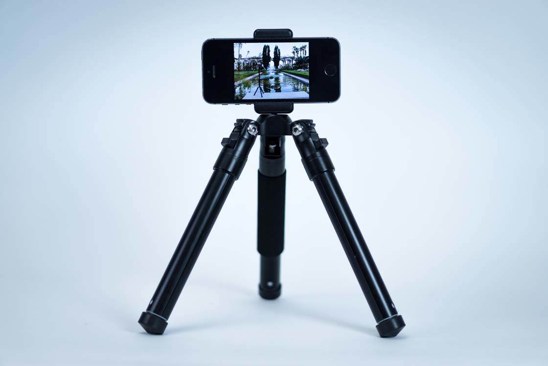 Monoshot iPhone Photography Tripod 31