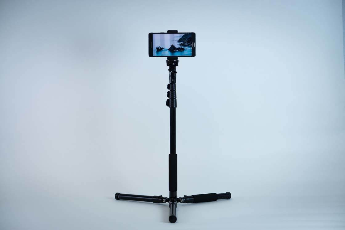 Monoshot iPhone Photography Tripod 33 no script