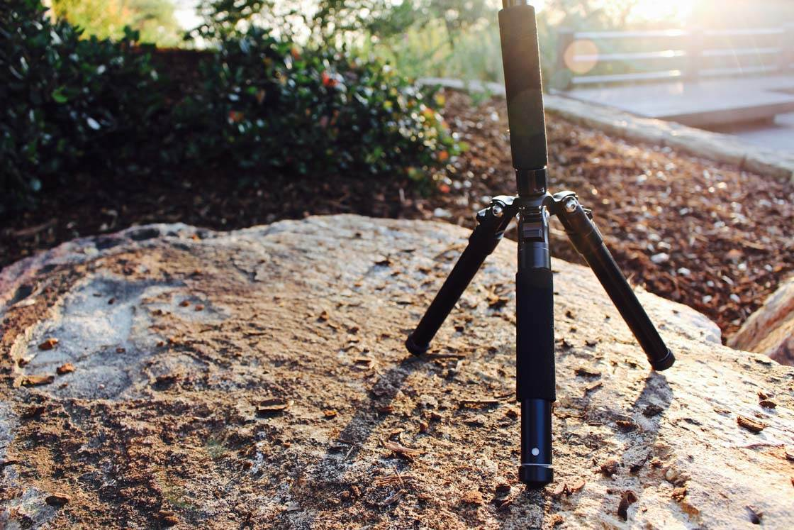 Monoshot iPhone Photography Tripod 16 no script