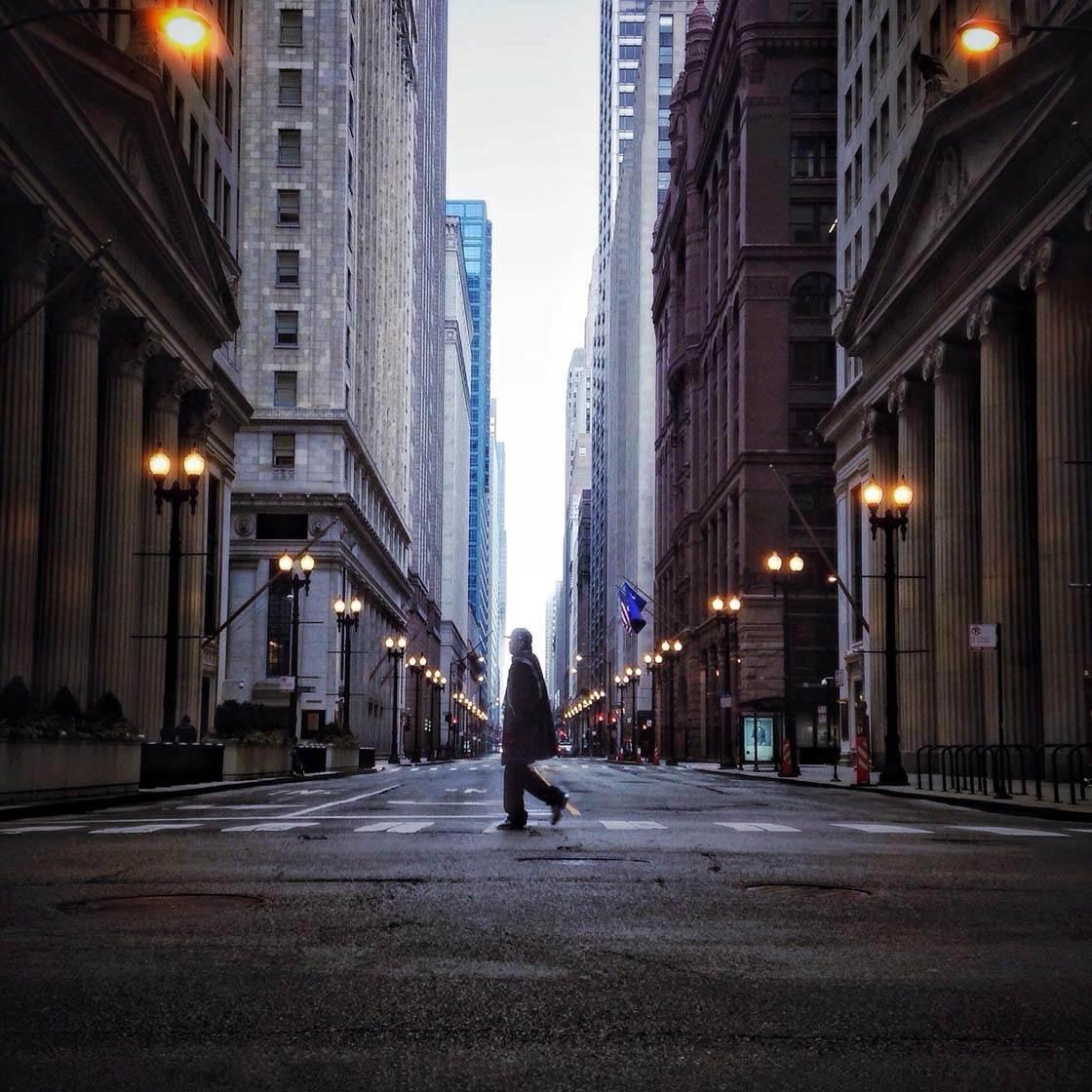 Busy City iPhone Photos 4 no script