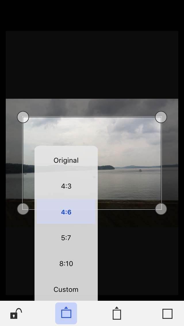 Painterly iPhone Landscape Photo 33 no script