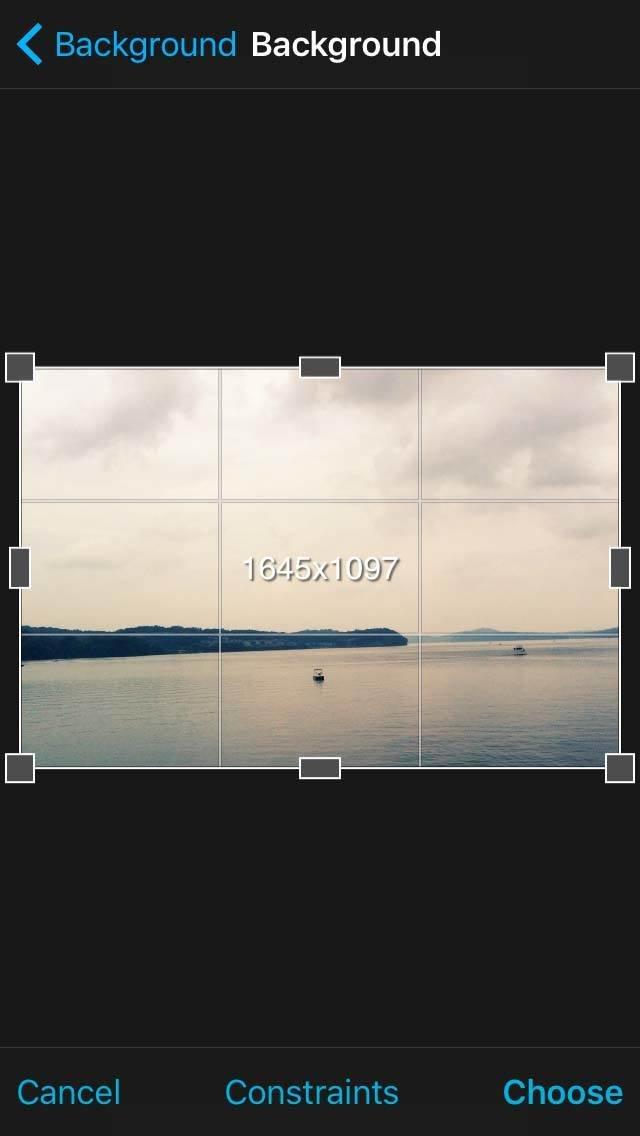 Painterly iPhone Landscape Photo 35 no script