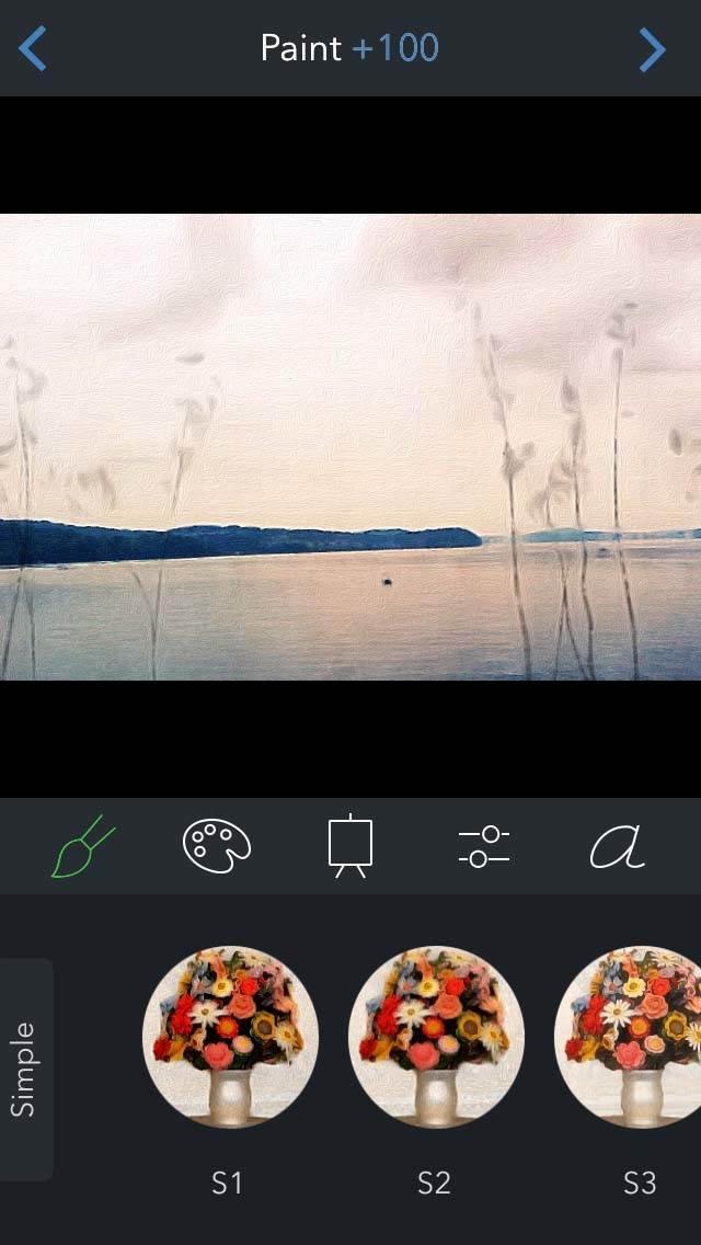 Painterly iPhone Landscape Photo 44 no script