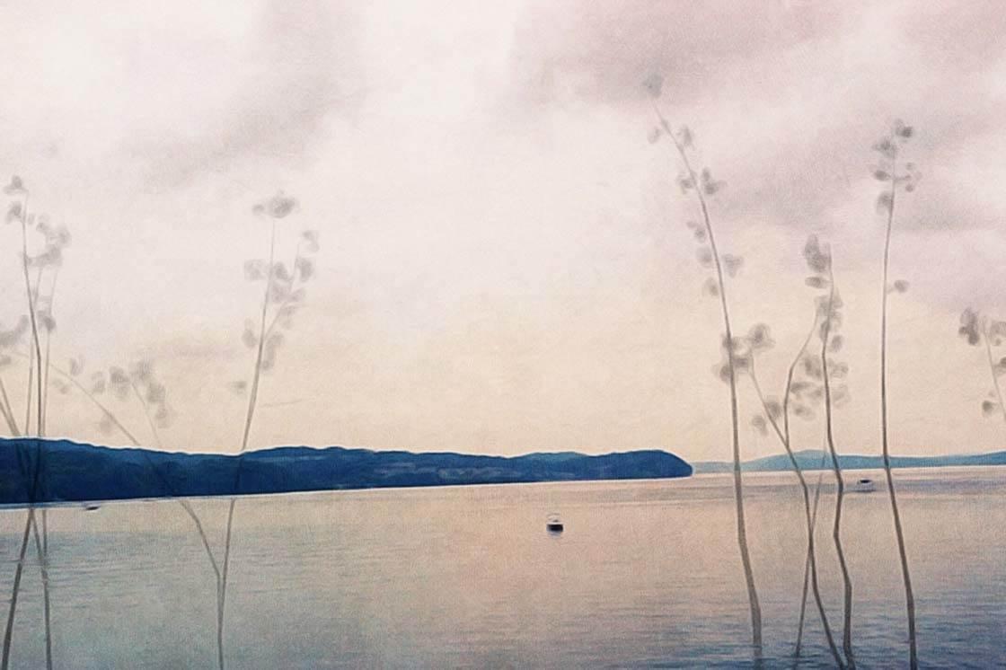 Painterly iPhone Landscape Photo 8 no script