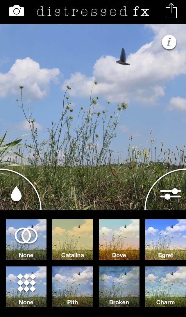 Painterly iPhone Landscape Photo 47 no script