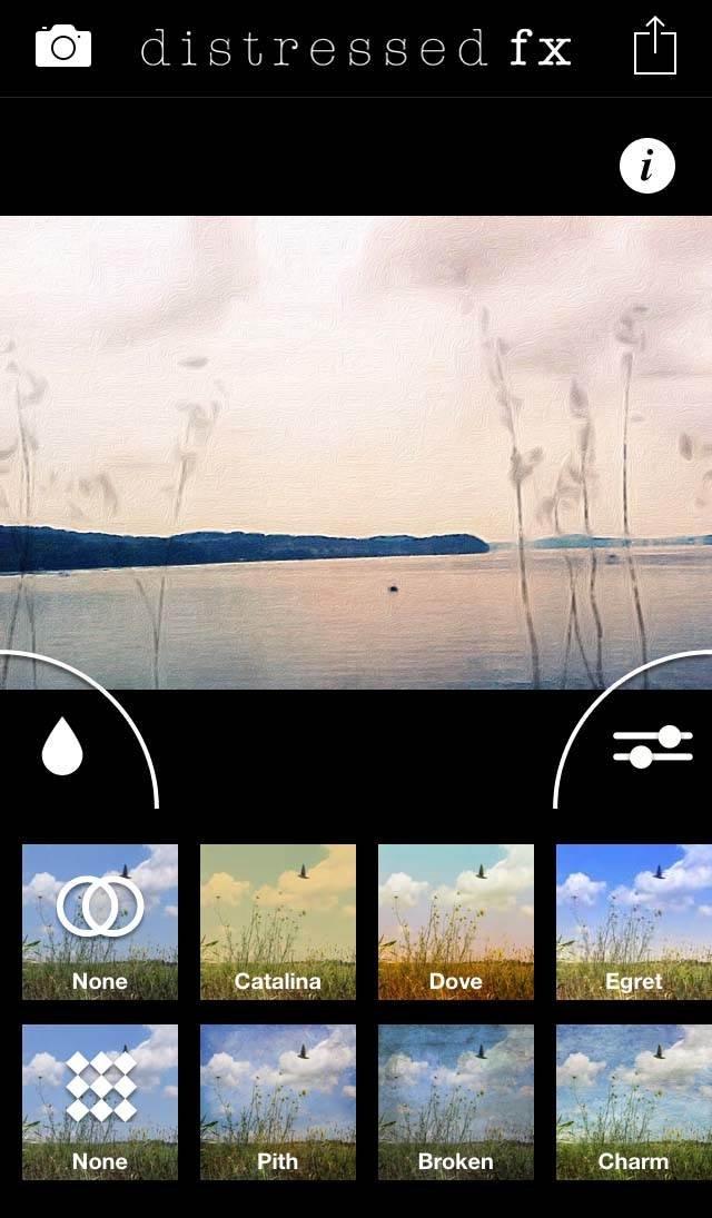 Painterly iPhone Landscape Photo 48 no script