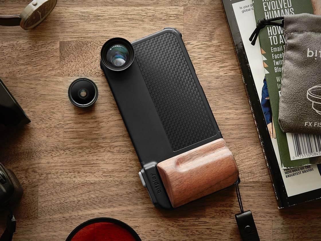 Snap Pro iPhone Case 4 no script