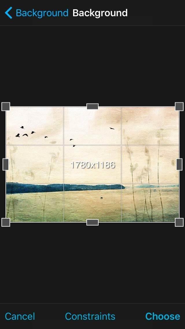 Painterly iPhone Landscape Photo 53 no script