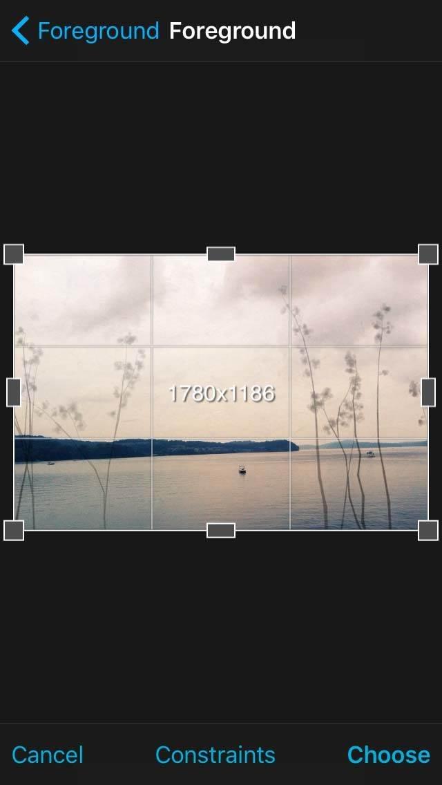 Painterly iPhone Landscape Photo 54 no script