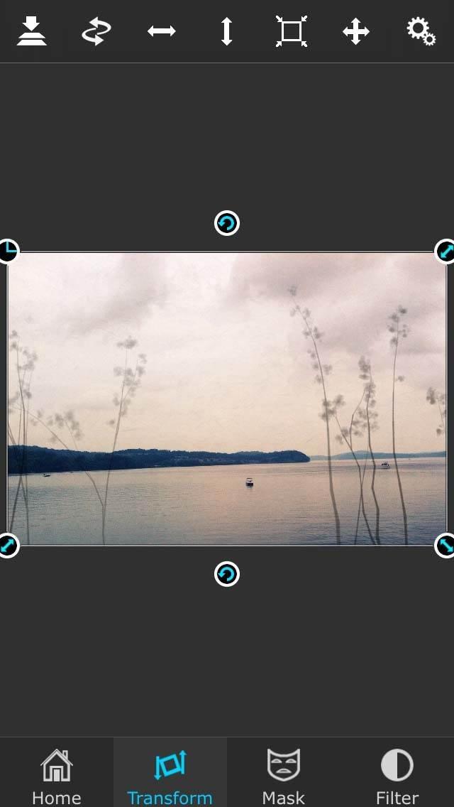 Painterly iPhone Landscape Photo 56 no script
