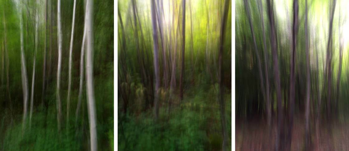 Slow Shutter Abstract iPhone Photo 18 no script