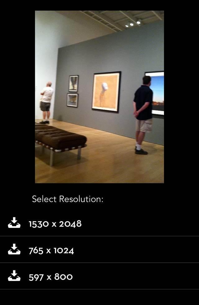 Rescue Blurry iPhone Photo 8 no script