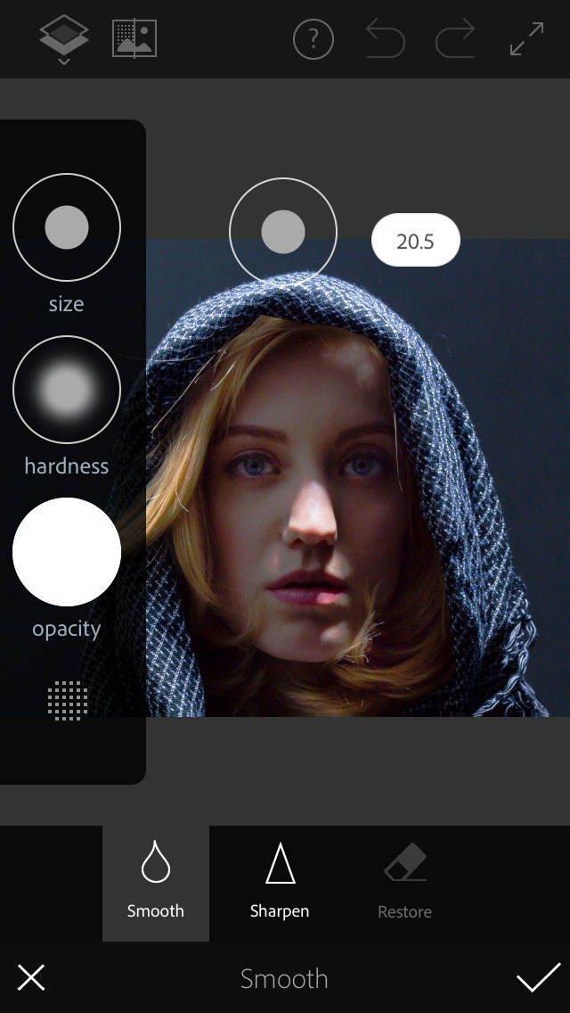 Photoshop Fix iPhone App 1 no script