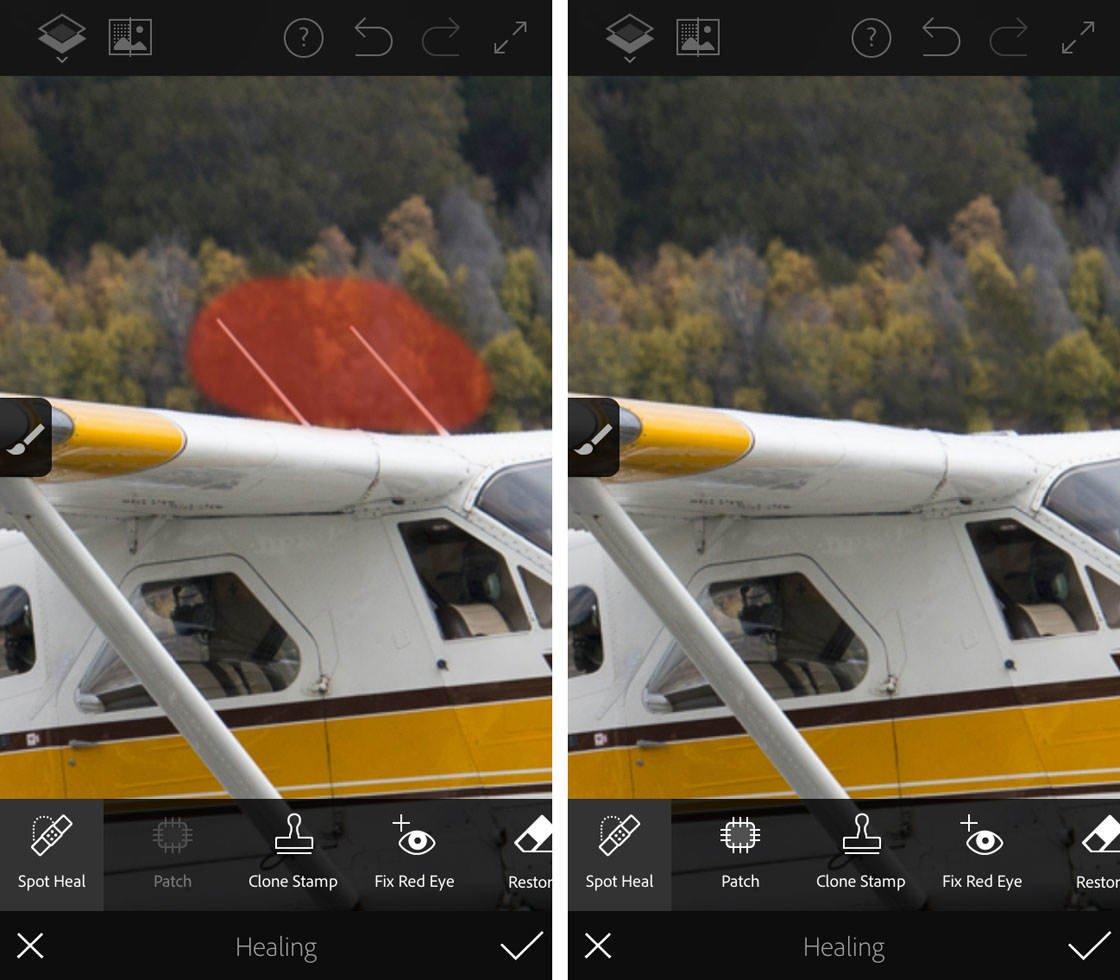 Photoshop Fix iPhone App 12 no script