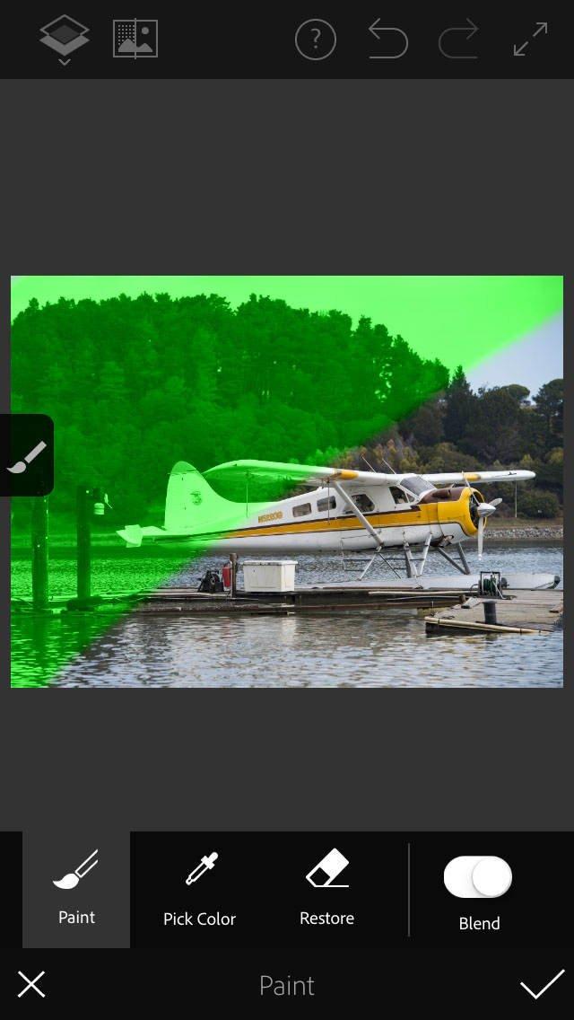 Photoshop Fix iPhone App 6 no script