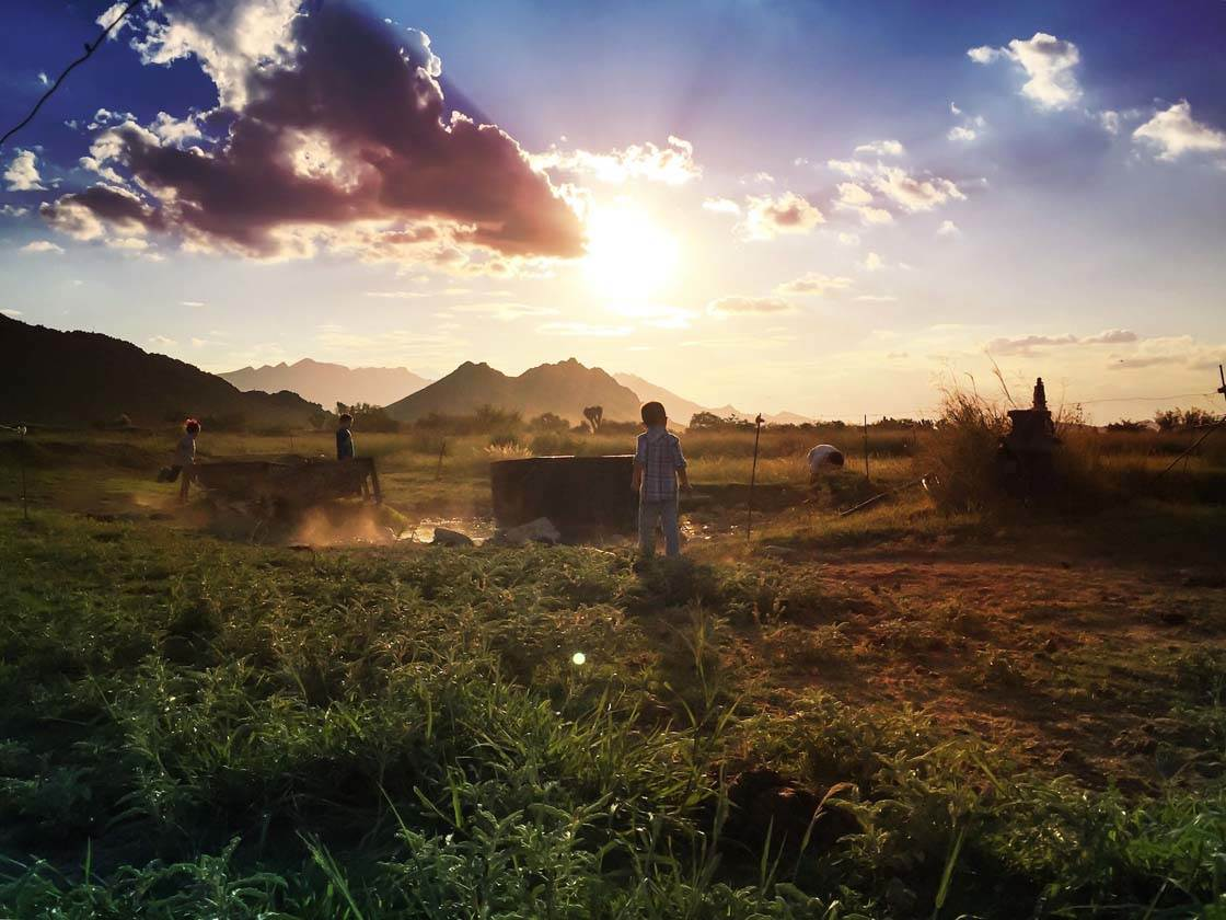 Landscape Scenery iPhone Photos 5 no script