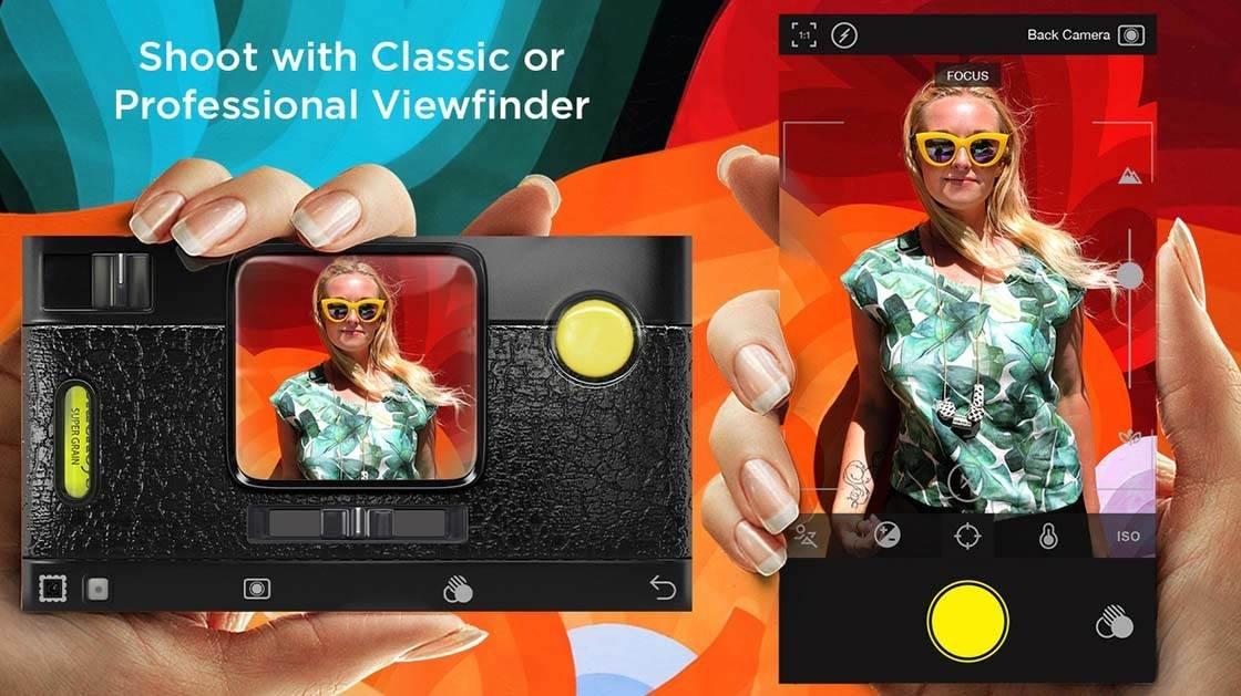 Hipstamatic 300 iPhone Photo App 2 no script