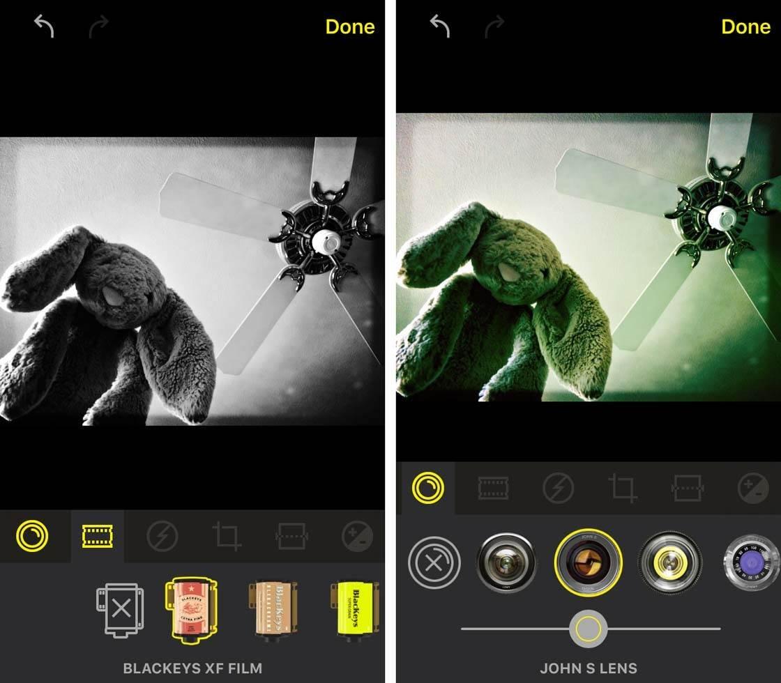 Hipstamatic 300 iPhone Photo App 4 no script