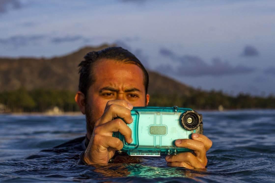 Watershot PRO iPhone Underwater Housing 21