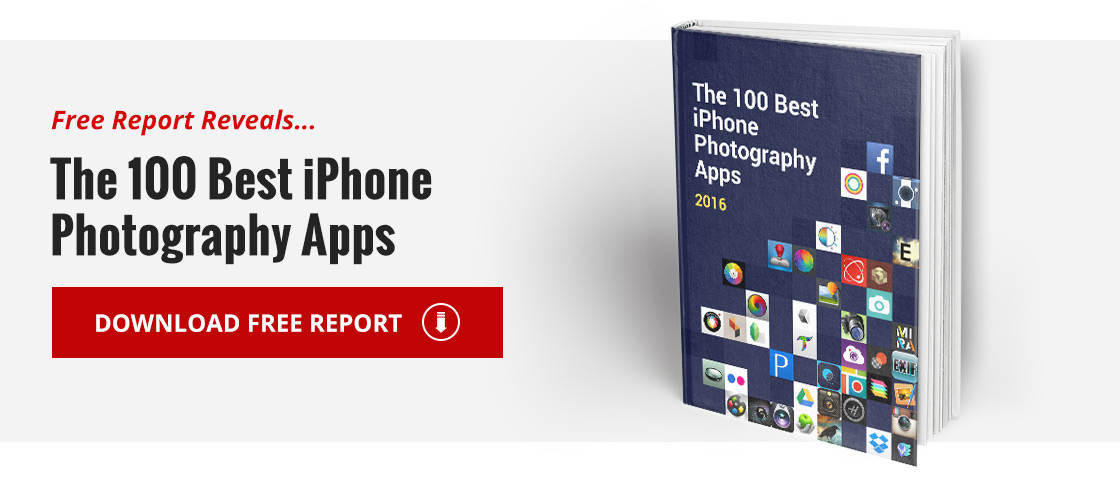 100 Best iPhone Photo Apps no script