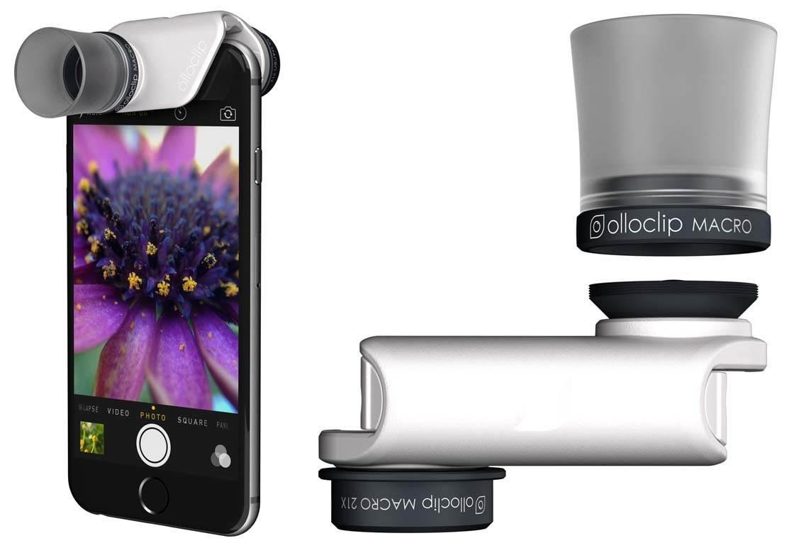 Olloclip Macro Pro Lens iPhone 37 no script