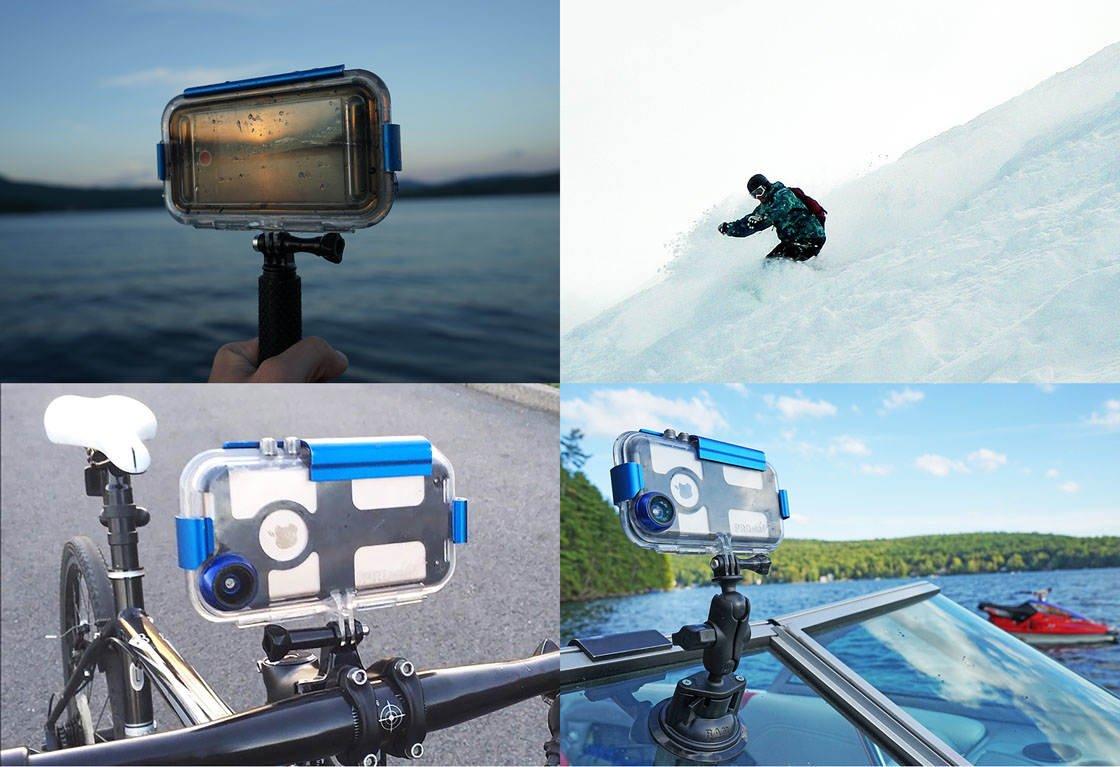 ProShot Waterproof iPhone Case 8 no script