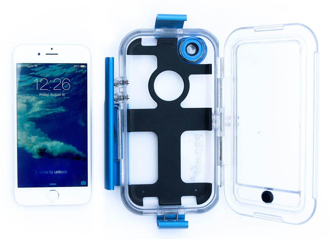 ProShot Waterproof iPhone Case 2 no script