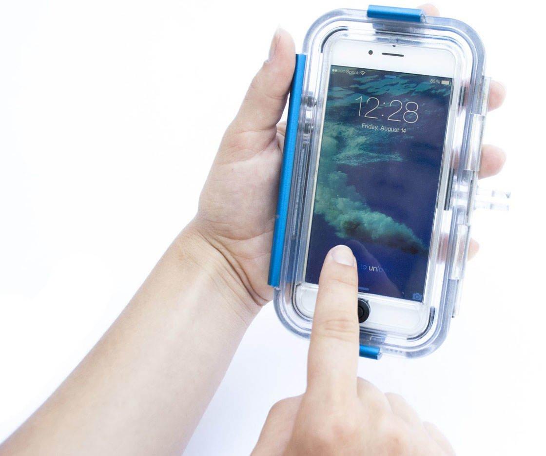 ProShot Waterproof iPhone Case 14 no script